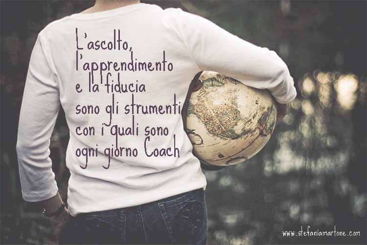 Stefania Martone #coach #coaching #cambiamento - formazione professionale
