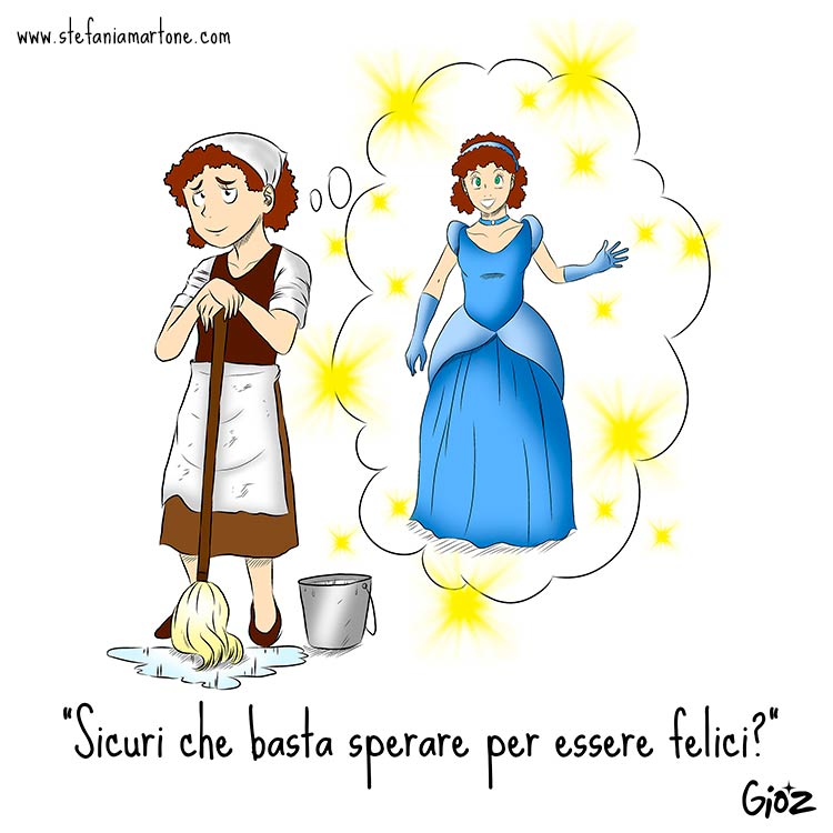 volere o sperare - di Stefania Martone - #sperare #volere #coach #coaching #obiettivo