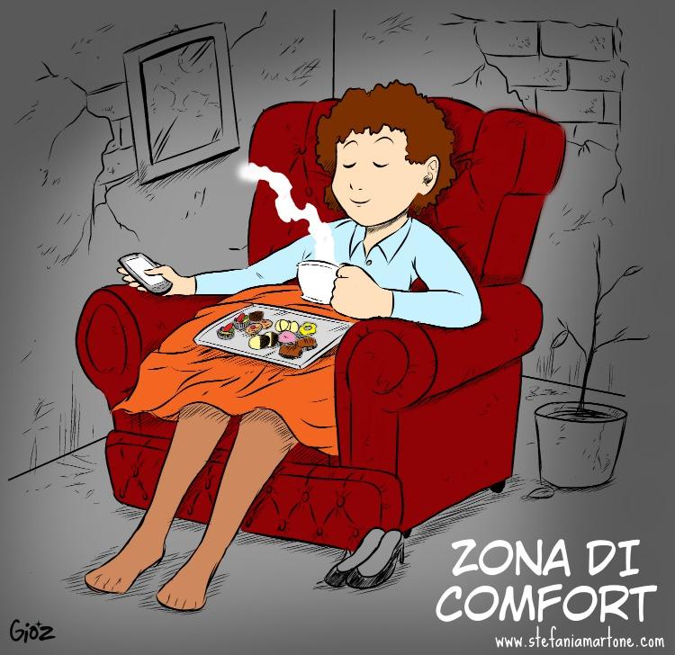 #zonadicomfort #autostima # benessere #apprendimento